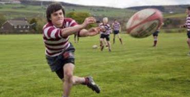 rugby en el colegio internado