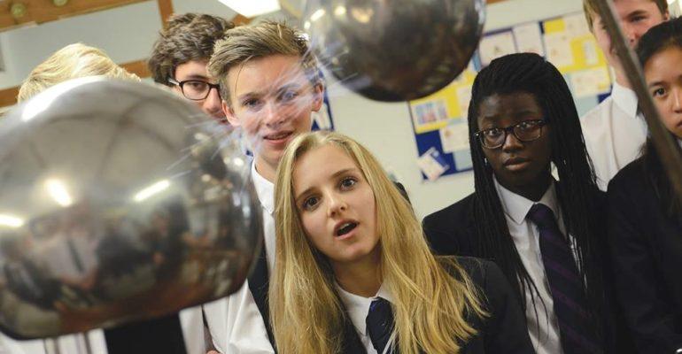British Boarding School STEM